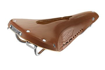 Brooks B17 Imperial Color: Honey