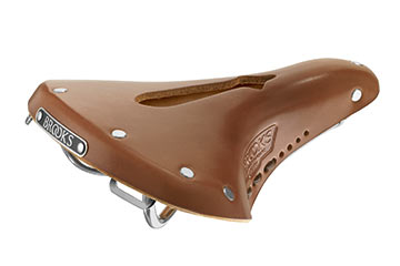 Brooks B17 S Imperial Color: Honey