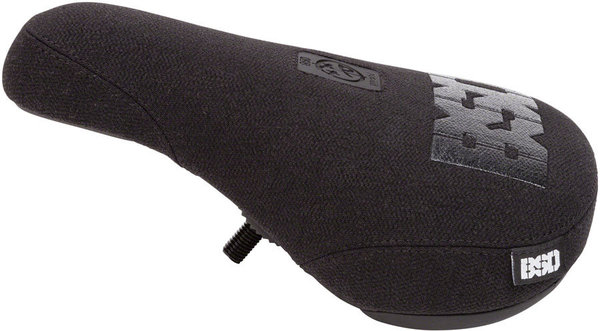 BSD Logo BMX Seat Color | Model: Black | Fat