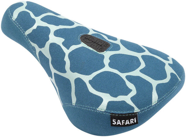BSD Safari BMX Seat Color: Blue/Gray Giraffe