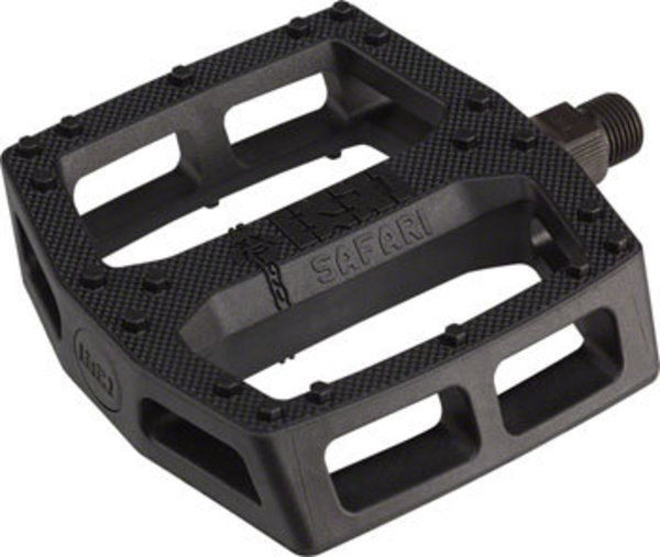 BSD Safari Pedals Color: Black