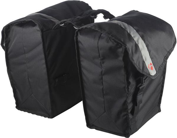 Bontrager Basic Double Panniers Color: Black