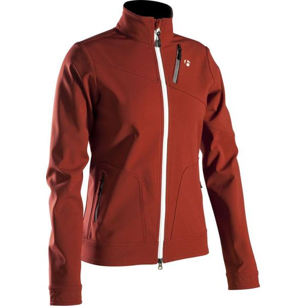 Bontrager MTB WSD Softshell - Women's Color: Maroon
