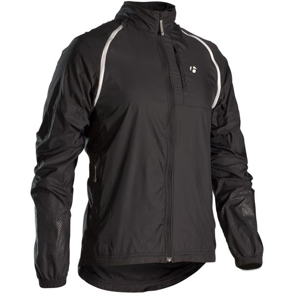 Bontrager Convertible Windshell Color: Black
