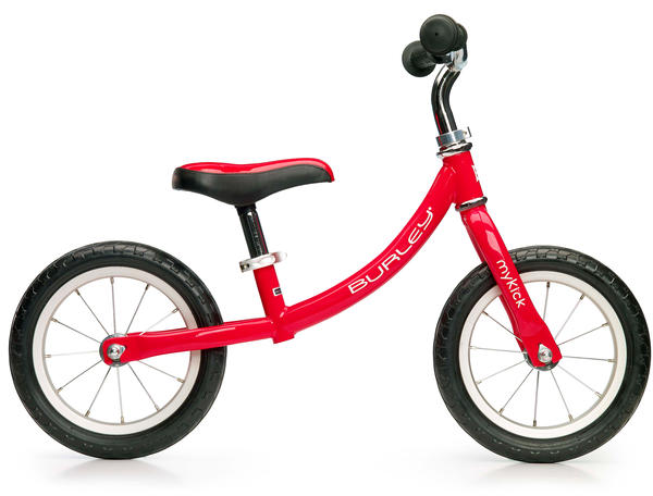 Burley MyKick Balance Bike Color: Red