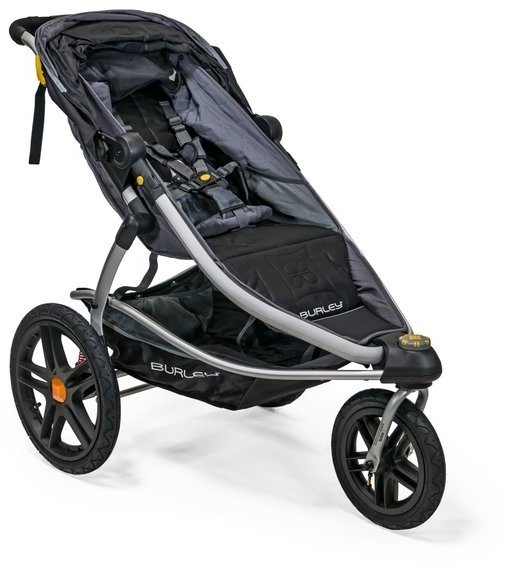 Burley Solstice Jogging Stroller Color: Black
