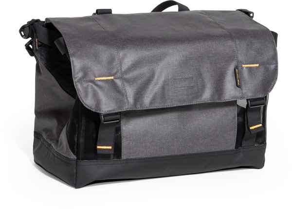 Burley Upper Market Bag Color: Black/Grey