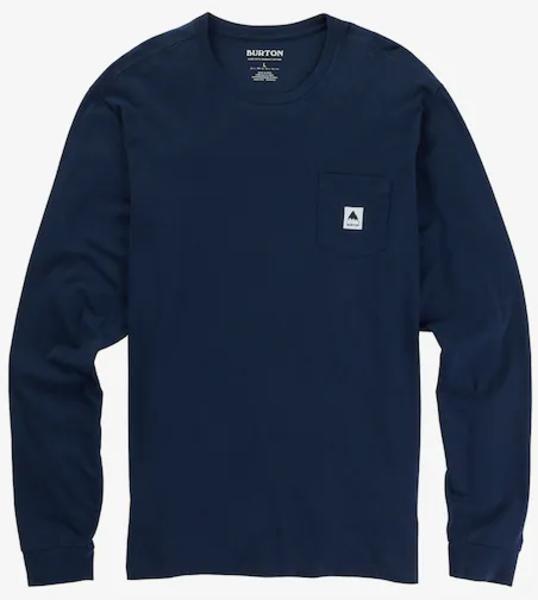 Burton Colfax Long Sleeve T-Shirt