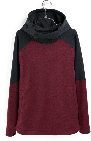 Burton Women's Multipath Grid Fleece Pullover