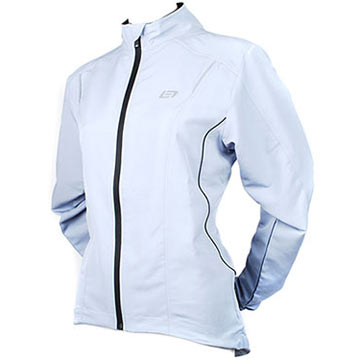 Bellwether Women's Velocity Jacket Color: Steel Blue