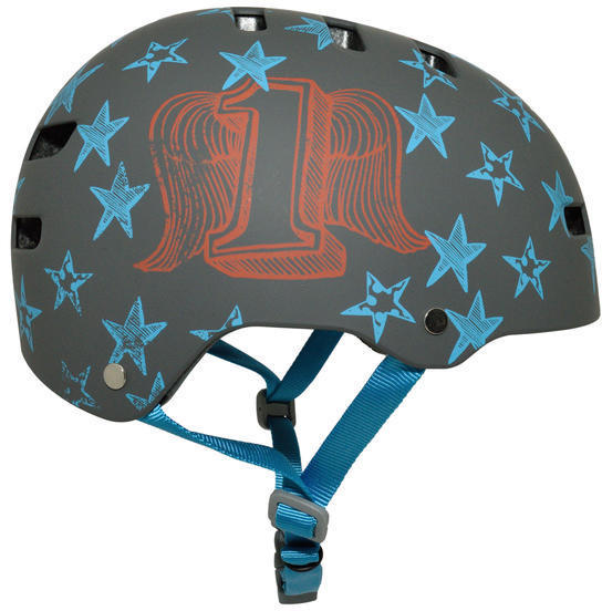 C-Preme Krash High Flyer Helmet Color: Grey
