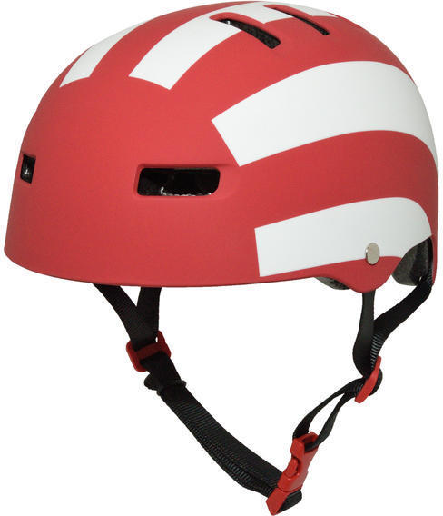 C-Preme Krash Rising Sun Helmet Color: Red