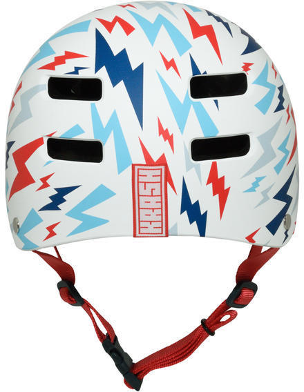 C-Preme Krash Thunder Struck Helmet Color: White