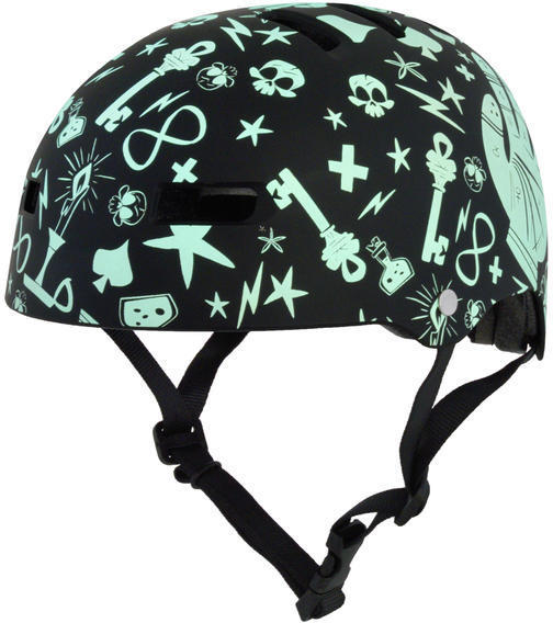 C-Preme Krash Voodude Helmet Color: Black
