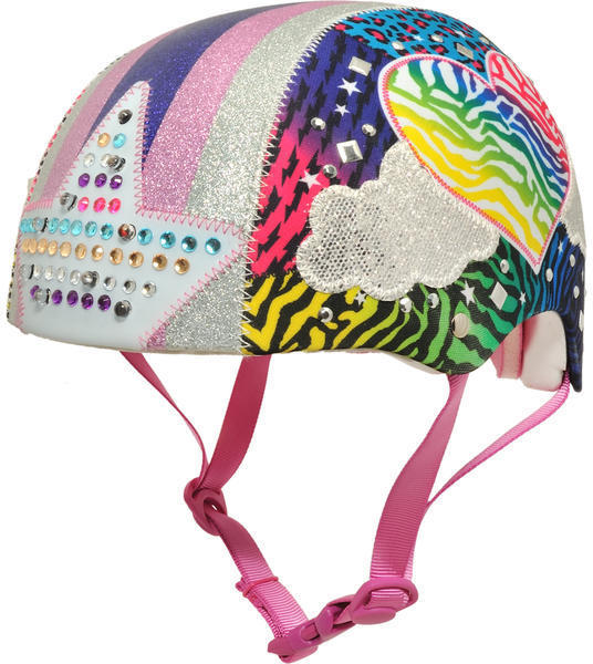 C-Preme Raskullz Jungle Love Helmet Color: Sparklez