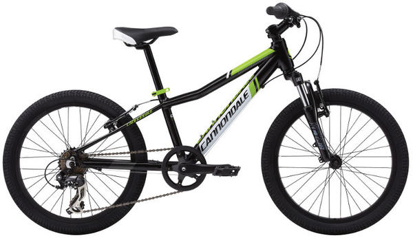 Cannondale Trail 20 - Boy's Color: Gloss Black