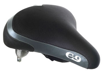 Cloud-9 Cruiser Gel Flatrail Seat