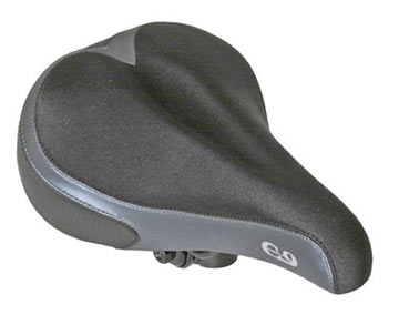 Cloud-9 Comfort Gel Plus Seat Color: Tri-Color Lycra