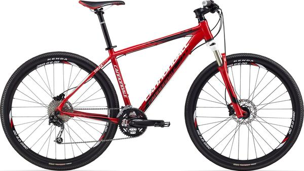Cannondale Trail SL 29'er 3 Color: Red