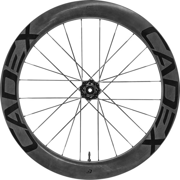 CADEX 65 Disc Tubeless Rear