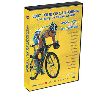 World Cycling Productions 2007 Tour of California DVD