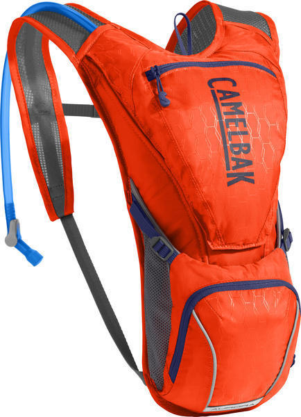 CamelBak Aurora Color: Cherry Tomato/Pitch Blue