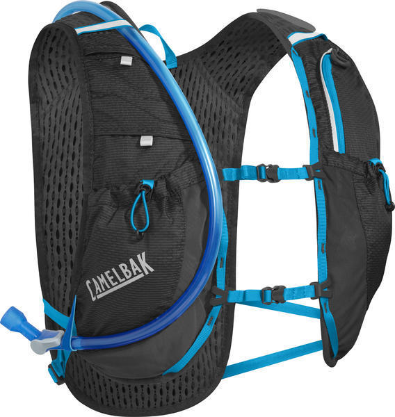 CamelBak Circuit Vest Color: Black/Atomic Blue