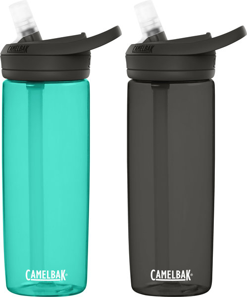CamelBak eddy+ .6L - 2-Pack Color: Spectra/Charcoal