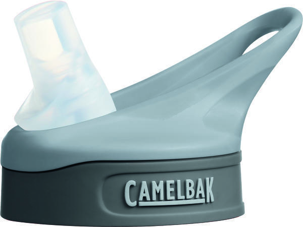 CamelBak eddy Cap Color: Dark Grey