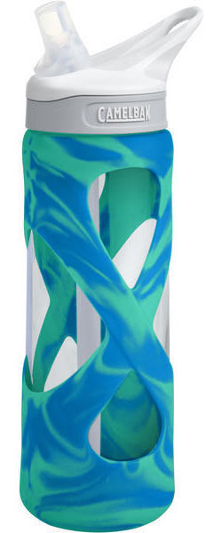 CamelBak eddy Glass 7.L Color: Aqua Ice