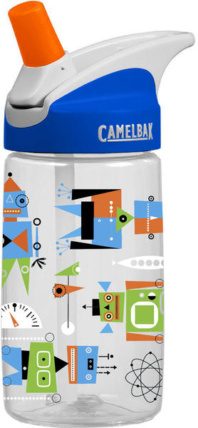 CamelBak Eddy Kids .4L Bottle Color: Atomic Robots