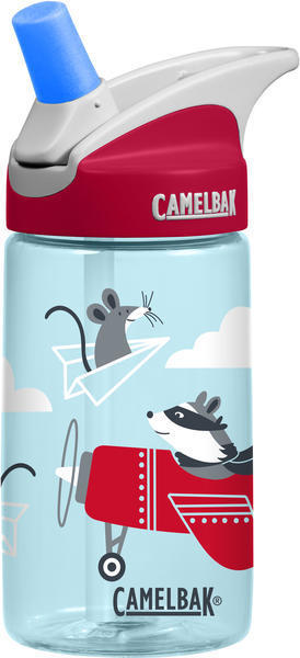 CamelBak eddy Kids .4L Color: Airplane Bandits