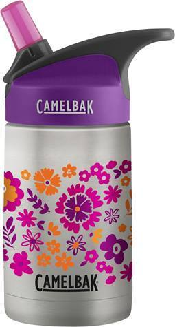 CamelBak eddy Kids Vacuum Stainless 12 Oz. Color: Retro Floral