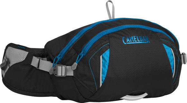 CamelBak Flash Flo LR Belt Color: Black/Atomic Blue