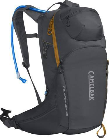 CamelBak Fourteener 20 Color: Charcoal/Rust Orange