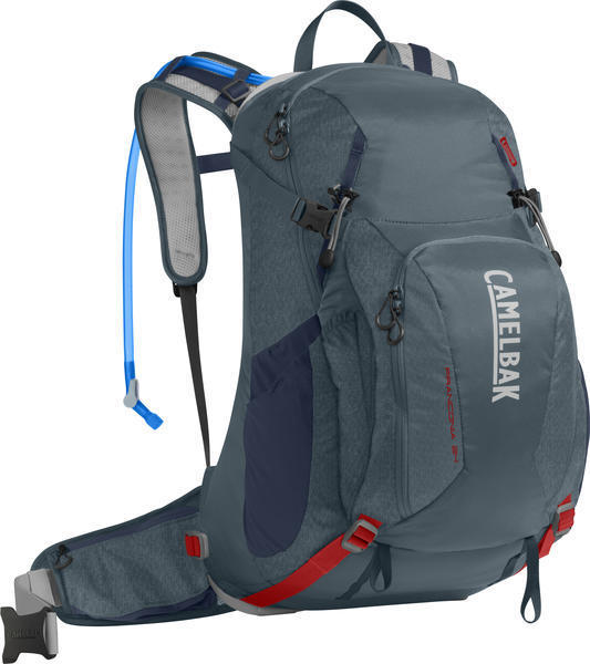 CamelBak Franconia LR 24 Color: Dark Slate/Fiery Red