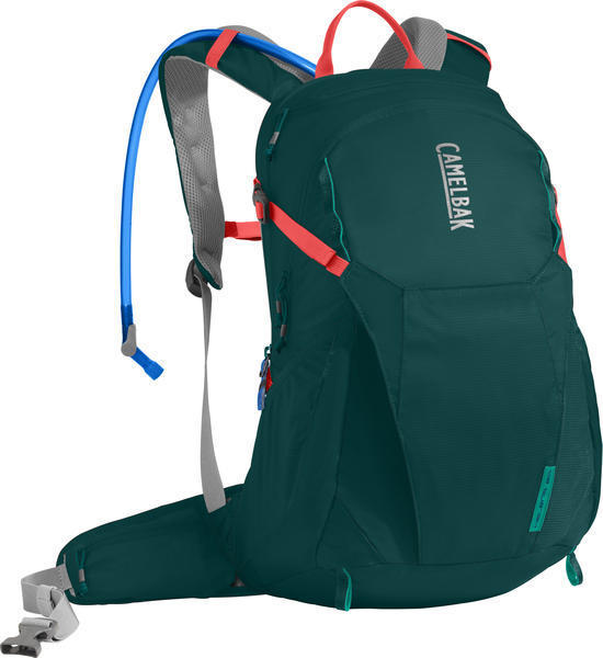 CamelBak Helena 20 Color: Deep Teal/Hot Coral