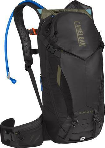 CamelBak K.U.D.U. Protector 10 Color: Black/Burnt Olive
