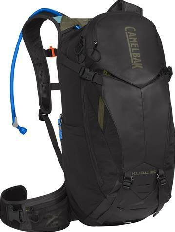 CamelBak K.U.D.U. Protector 20 Color: Black/Burnt Olive