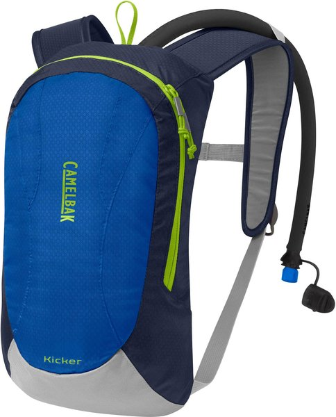 CamelBak Kicker 50oz Color: Princess Blue/Lime Green