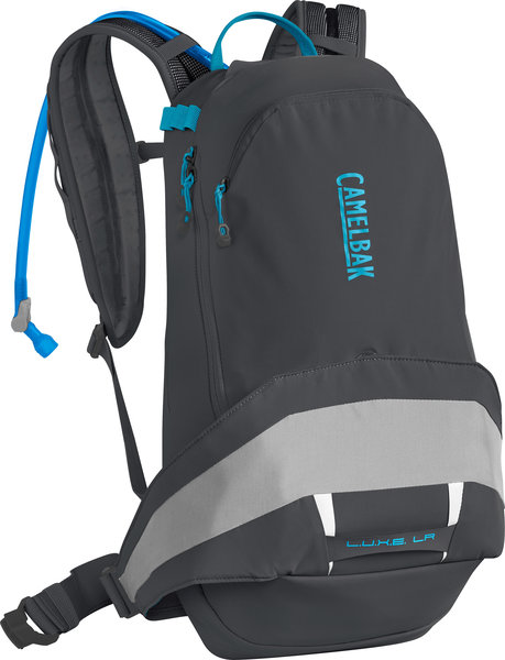 CamelBak L.U.X.E. LR 14 100oz Color: Charcoal/Silver