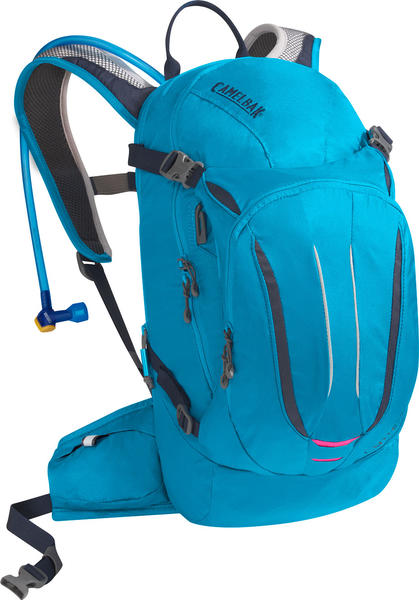 CamelBak L.U.X.E. NV - Women's Color: Atomic Blue/Black Iris