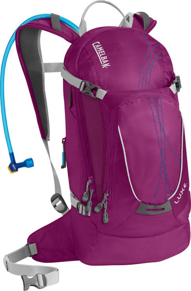 CamelBak L.U.X.E. - Women's Color: Light Purple/Bluebird