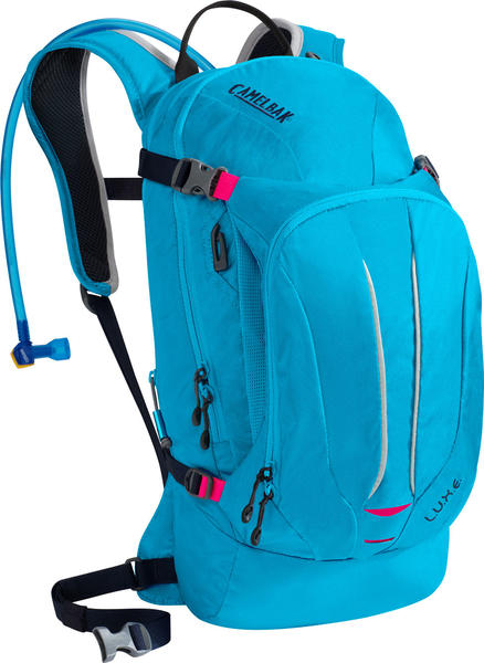 CamelBak L.U.X.E. - Women's Color: Atomic Blue/Black Iris