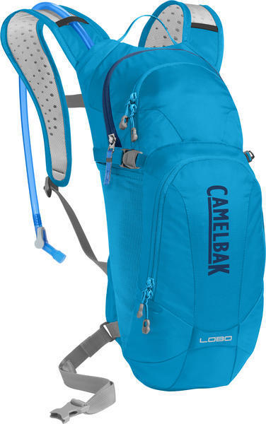 CamelBak Lobo Color: Atomic Blue/Pitch Blue