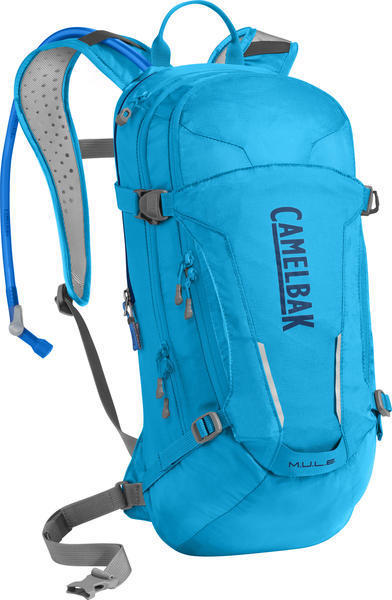 CamelBak M.U.L.E. Color: Atomic Blue/Pitch Blue