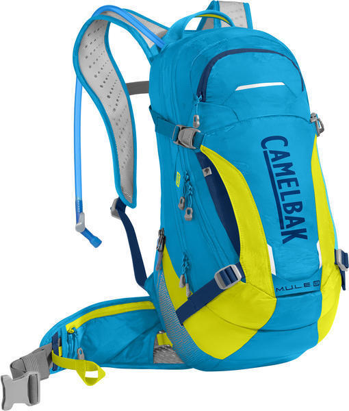 CamelBak M.U.L.E. LR 15 Color: Atomic Blue/Sulfur Springs
