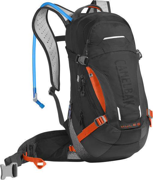 CamelBak M.U.L.E. LR 15 Color: Black/Laser Orange