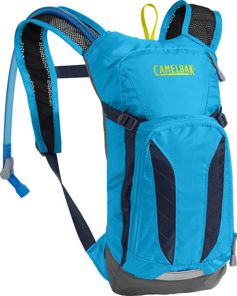 CamelBak Mini M.U.L.E. Color: Atomic Blue/Navy Blazer