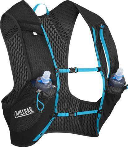 CamelBak Nano Vest Color: Black/Atomic Blue